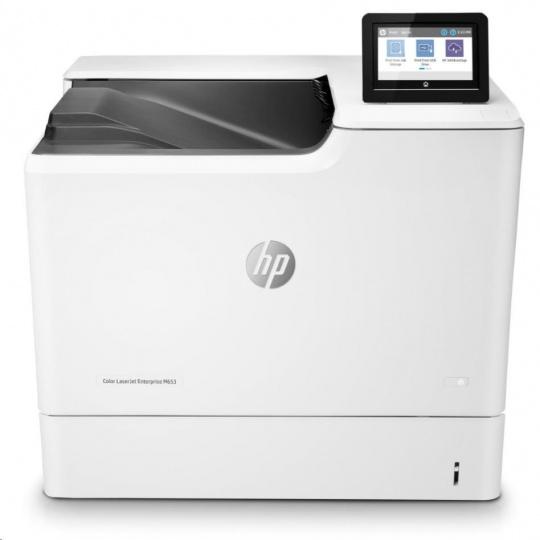 HP Color LaserJet Enterprise M653dn (A4, 56 ppm, USB, Ethernet, Duplex)