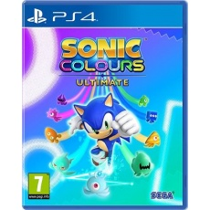 PS4 hra Sonic Colours Ultimate