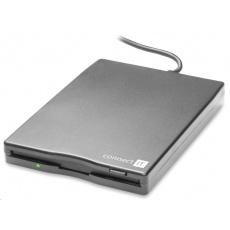 """CONNECT IT Externí disketová mechanika FDD 3,5"""" USB"""