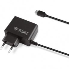USB C kábel YAC 2027BK Type C nabíjačka 2A YENKEE