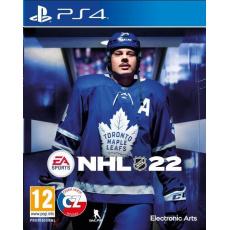 PS4 hra NHL 22