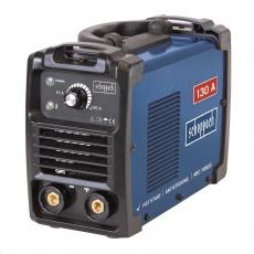 Scheppach WSE1000 - svářecí invertor 130 A s příslušenstvím