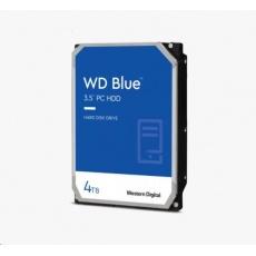 WD BLUE WD40EZAZ 4TB SATA/600 256MB cache 5400 ot. 180 MB/s
