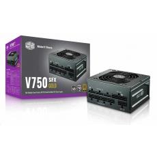 Cooler Master zdroj V750 SFX Gold, 750W