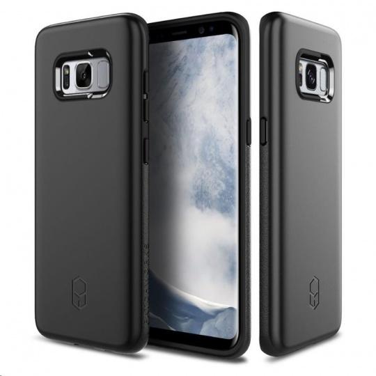 "Patchworks ITG LEVEL case ""Military"" kryt pro Galaxy S8 plus - černý"