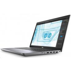 "DELL NTB Precision 3561/Core i7-11850H/16GB/512GB SSD/15.6"" FHD/Quadro T1200/SmtCd/WLAN + BT/Backlit Kb/Win10p/3Y ProSpt"