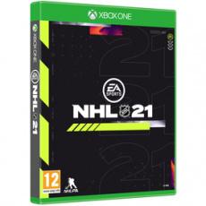Hra pre XBOX One NHL 21 hra XONE EA