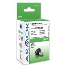 ARMOR ink-jet pre EPSON Stylus D68, D88, DX3800, DX3850, DX4200, DX4250, DX4800, DX4850 , 400 strán, T061140, čierná/black pigm. ()