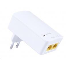 MaxLink PI15S aktivní gigabitový PoE injektor, 802.3af, 15W (48V, 0.32A)