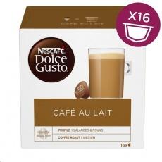 NESCAFÉ Dolce Gusto® Café au Lait kávové kapsle 16 ks