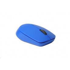 RAPOO myš M100 Silent Comfortable Silent Multi-Mode Mouse, Blue