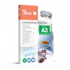 Peach Laminovacia fólia A3 80mic, 100 ks,  PP580-01