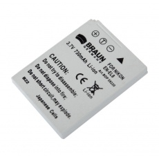 Doerr Akumulátor DDP-NEL8  (D41, NIKON EN-EL8 - 3,7 V/650 mAh pro P1,2, S1-9,200)
