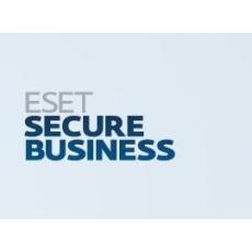 ESET Secure Business 1-ročné predlženie pre 50-99 PC