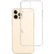 3mk ochranný kryt Clear Case pro Apple iPhone 13 Pro, čirý