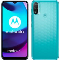Mobilný telefón Moto E20 2/32GB DS Aquarius MOTOROLA