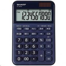 SHARP kalkulačka - ELM335BBL - černá