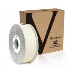 VERBATIM 3D Printer Filament PLA 2.85mm, 126m, 1kg natural transparent(old PN 55282)
