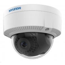 HYUNDAI IP kamera 4Mpix, H.265+, 20 sn/s, obj. 2,8mm (100°), PoE, IR 30m, IR-cut, WDR digit., IP67