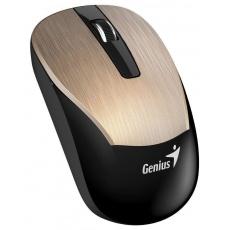 GENIUS myš GENIUS ECO-8015/ 1600 dpi/ dobíjecí/ bezdrátová/ zlatá