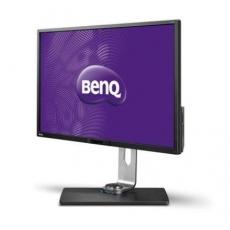 """BENQ MT PD3200UE  32"""",3840x2160,350nits,1000:1,4ms,DVI/HDMI/DP/mDP/USB,repro,VESA,cable:DVI,DPtomDP,HDMI,USB, Gls Black"""