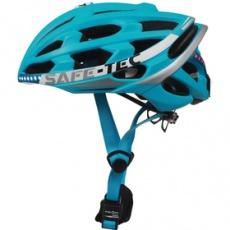 SMART prilba TYR 2 smart prilba L Turquoise Safe-tec