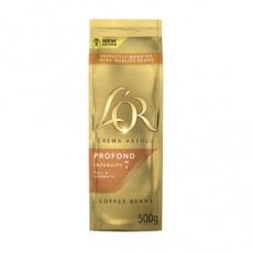 Zrnková káva CREMA ABS. PROFOND zr.káva 500g LOR