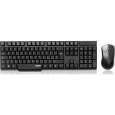 PC klávesnica a myš - set X1800 set klávesnica a myš RAPOO