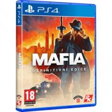Hra pre Playstation 4 Mafia I Definitive Edition hra PS4