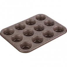 Forma na muffiny LT3082 form.12mf.35,5X26,5 MARBLE LAMART