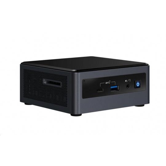 Intel NUC 10i7FNH - Barebone i7/Bluetooth 5.0/UHD Graphics/kabel, pouze case s CPU, bez audio