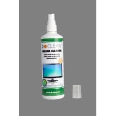 DCLEAN Čistící roztok na monitory TFT/LCD/plazma (250ml)