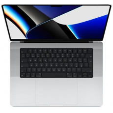 APPLE MacBook Pro 16'' Apple M1 Pro chip with 10-core CPU and 16-core GPU, 1TB SSD - Silver