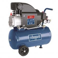 Scheppach HC 25 - olejový kompresor 24 l