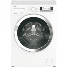 Spredu plnená práčka WTV 8735XCS0T práčka BEKO