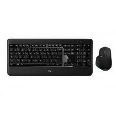Logitech Set bezdrátové klávesnice + myši, MX900 Performance Combo, US