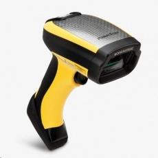 ROZBALENO - Datalogic PowerScan PD9531-HP, 2D, HD, LR, SR, WA, multi-IF, kit (USB), black, žlutá