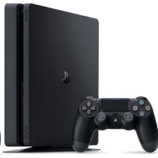 Playstation 4 500GB SLIM + FIFA 21 black - POŠKOZENO