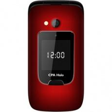 Mobilný telefón HALO 15 červený CPA