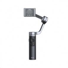 Baseus Gimbal - skládací kardanový stabilizátor pro telefony tmavě šedá