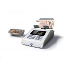 Počítačka bankovek Safescan 6185 šedá