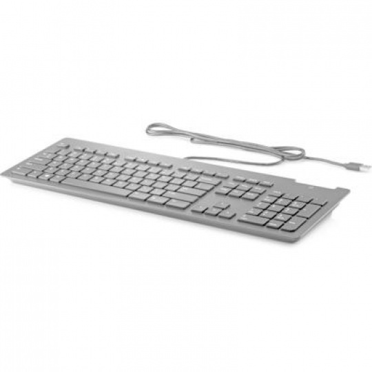 HP USB Slim SmartCard CCID Keyboard