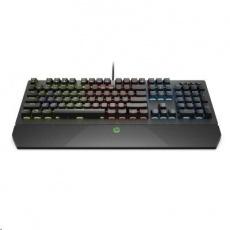 HP Pavilion Gaming Keyboard 800 EURO - anglická - Rozbalená