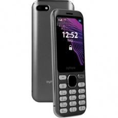 Mobilný telefón Maestro tlačidlový čierny myPhone