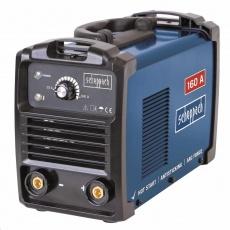 Scheppach WSE1100 - svářecí invertor 160 A s příslušenstvím