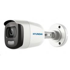 HYUNDAI analog kamera, 2Mpix, 25 sn/s, obj. 3,6mm (80°), HD-TVI / CVI / AHD / ANALOG, DC12V, IR 20m,WDR 120dB,3DDNR,IP67
