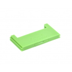 SMARTKEEPER Mini CF Port Lock 10 - 10x záslepka, zelená