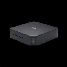 ASUS PC CHROMEBOX4-GC004UN Cel 5205U 4GB DDR4 + 1x volny slot  32G SSD LAN WiFi AX201 BT5.0 2xHDMI DP Chrome OS