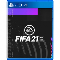 Hra pre Playstation 4 FIFA 21 hra PS4 EA