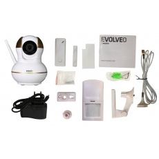 EVOLVEO Securix, zabezpečovací systém s internetovou kamerou